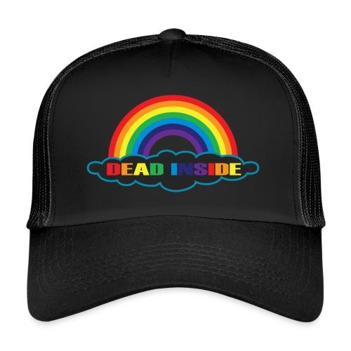 DEAD INSIDE Merch - Trucker Cap