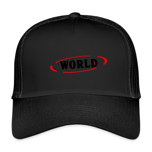 World Vibes - Trucker Cap