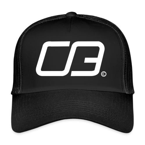 CB Hoodie - Trucker Cap