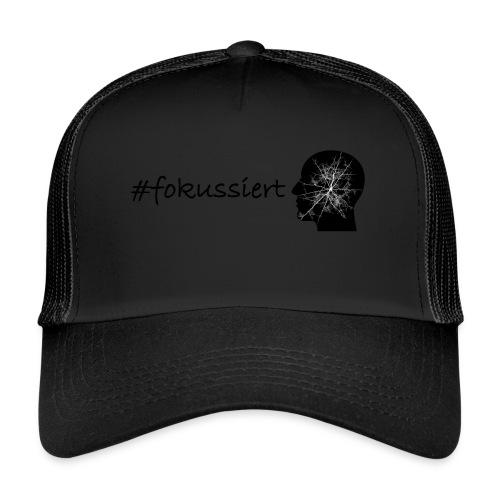 Fokussiert Fitness Shirt - Trucker Cap