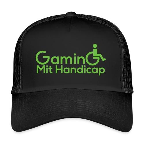 GamingMitHandicap - Trucker Cap