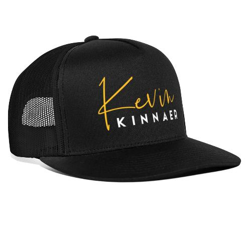 Kevin Kinnaer logo - kleur - Trucker Cap