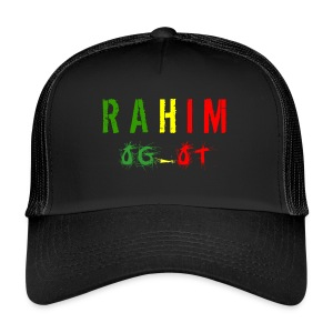 t-shirt design Rahim - Trucker Cap
