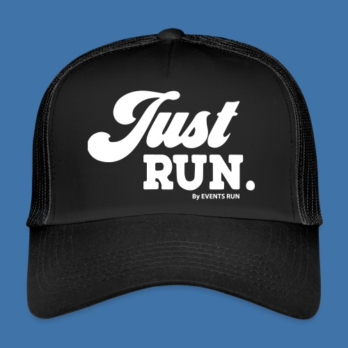 just-run - Trucker Cap