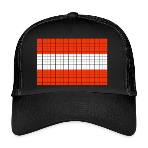 austrian flag - Trucker Cap