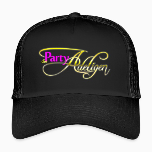 Die PartyAdeligen - Trucker Cap