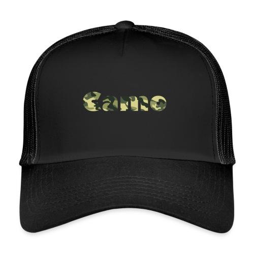 Camo Designs - Trucker Cap
