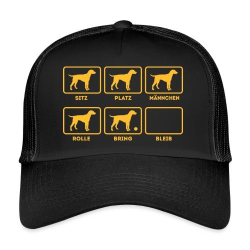 Für alle Hundebesitzer mit Humor - Trucker Cap
