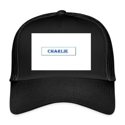 Charlie - Trucker Cap