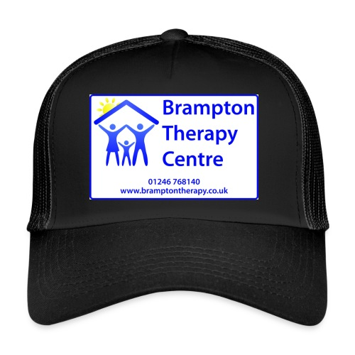Brampton Therapy Logo - Trucker Cap