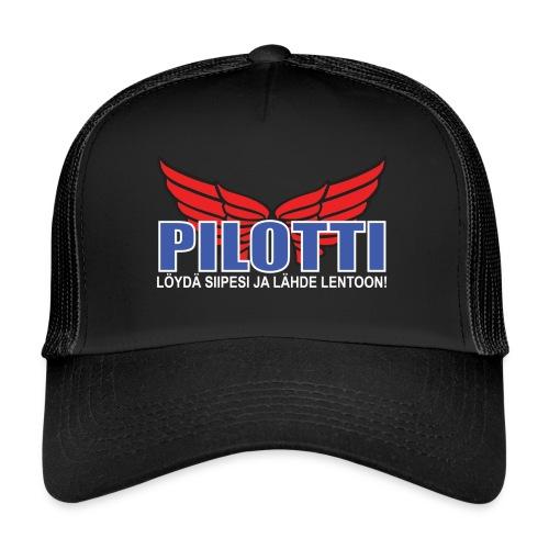 Pilotti - Trucker Cap