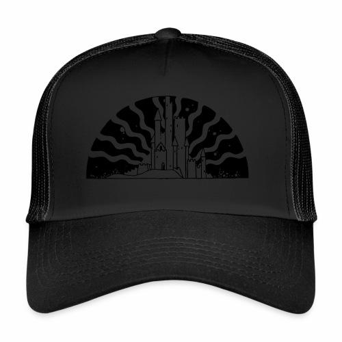 Fairytale Castle Sunrise - Trucker Cap