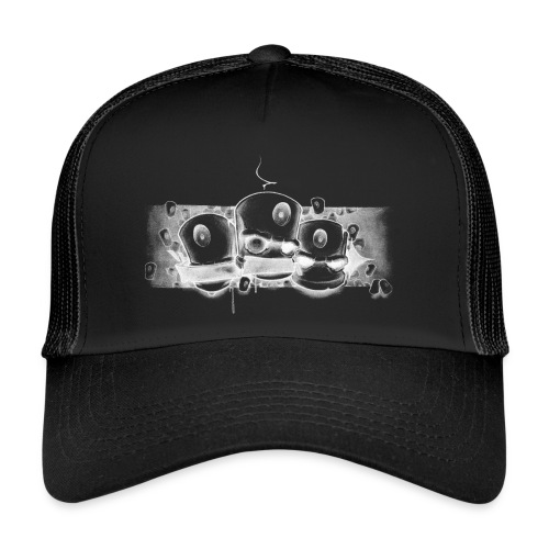 √ Dont See No Evil ! - Trucker Cap