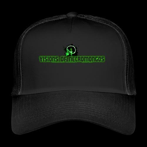 Necromongo Logo ONE - Trucker Cap
