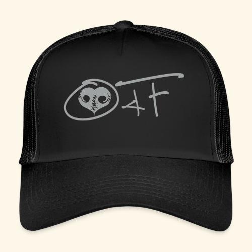 O4F GRIGIO - Trucker Cap