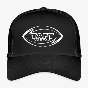 4769739 123993955 LOGO FIN RBLUE SVG orig - Trucker Cap