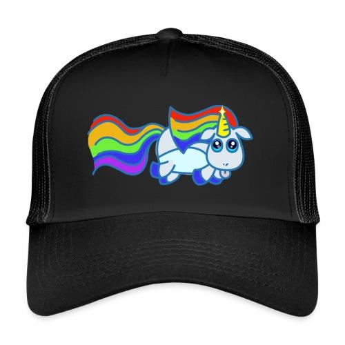 Nyan unicorn - Trucker Cap