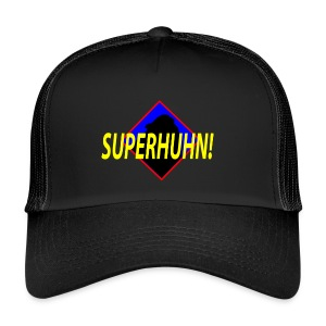 SuperHuhn :) - Trucker Cap