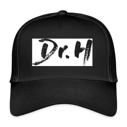 DR H LOGO OK png - Trucker Cap