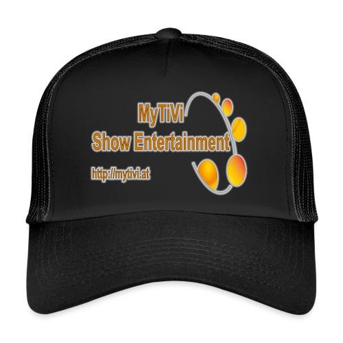 Logo Brust - Trucker Cap