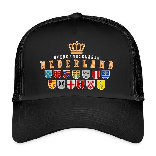 zwartachter png - Trucker Cap