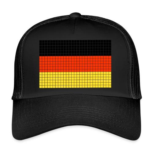 german flag.png - Trucker Cap