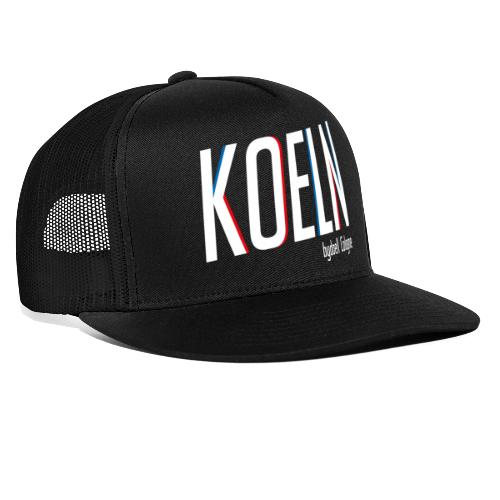 Koeln Basic - Trucker Cap