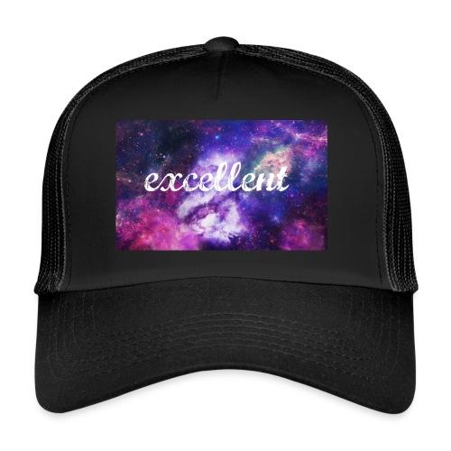 Excellent Clothing Brand - Trucker Cap