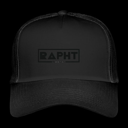 RAPHT long-sleeve simple - Trucker Cap