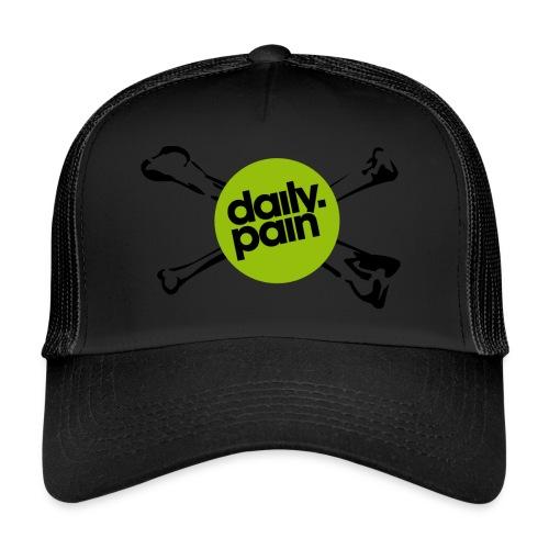 daily pain cho kark - Trucker Cap
