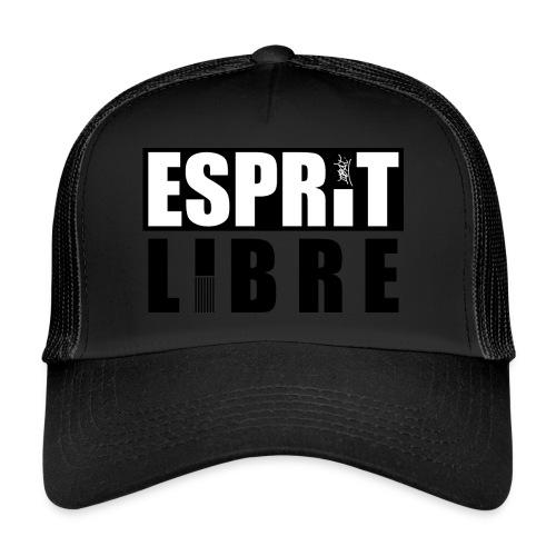 esprit libre - Trucker Cap