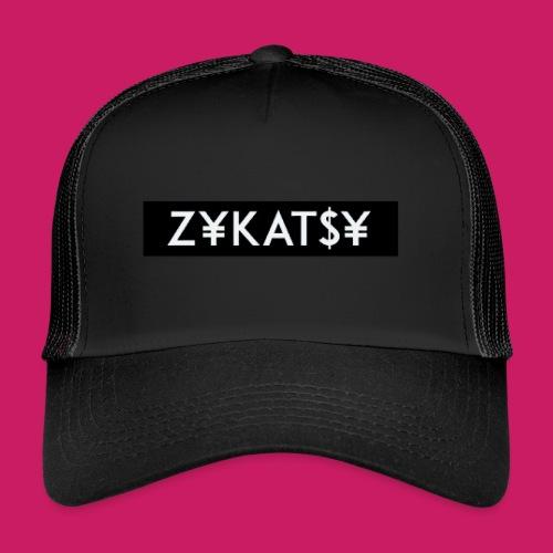 ZYKATSY - Trucker Cap