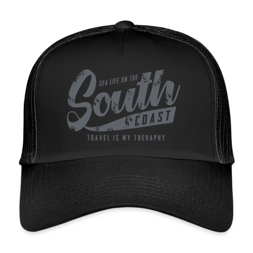 South Coast Sea surf clothes and gifts GP1305B - Trucker Cap