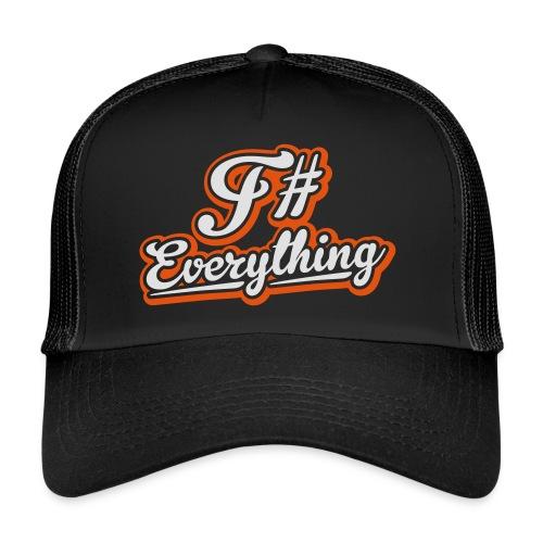 F# Everything - Trucker Cap