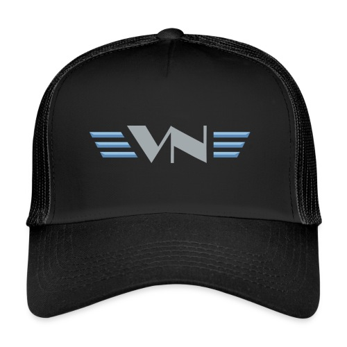 Vulcan Crew Germany VN wings png - Trucker Cap
