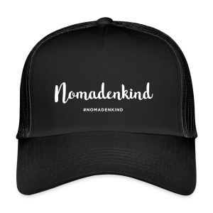 Nomadenkind by Solonomade - Trucker Cap