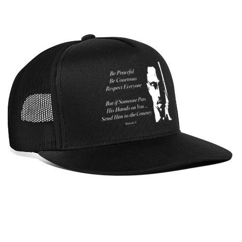 Malcolm X [#1] - Trucker Cap