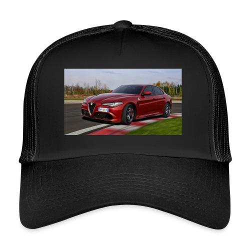 alfa-romeo-giulia - Trucker Cap