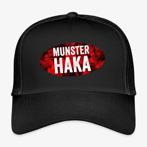 Munster Haka Logo - Trucker Cap