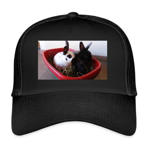Warme Sachen mit dem Hasenlogo - Trucker Cap