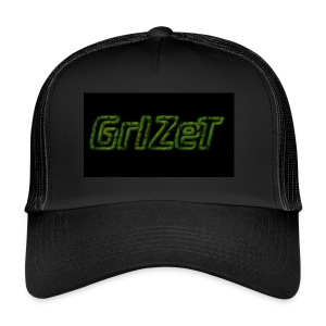 Grizet Merch - Trucker Cap