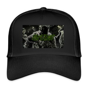 GrIZeT clan - Trucker Cap
