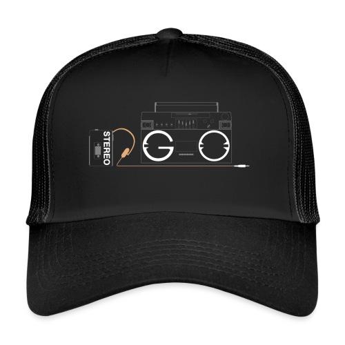 Design S2G new logo - Trucker Cap