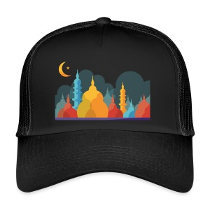 Mosque Renbo - Trucker Cap