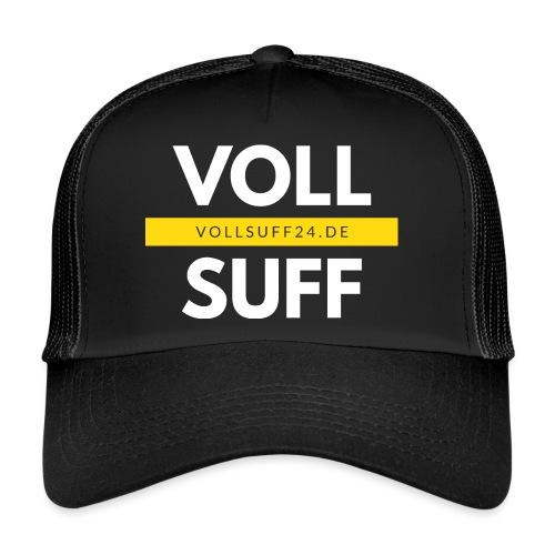 VOLLSUFF-Randlos - Trucker Cap