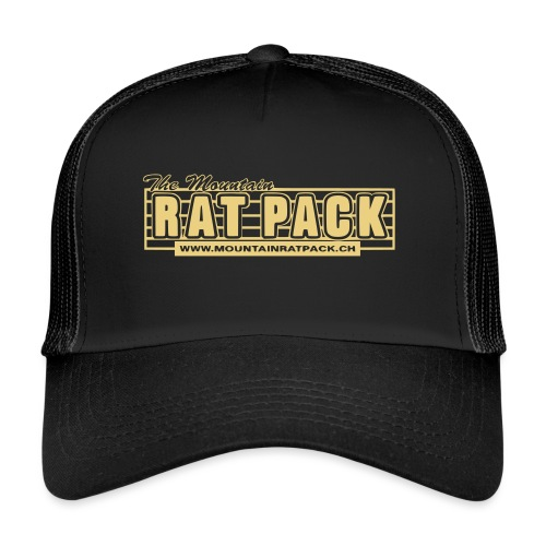 The Mountain Rat Pack - Trucker Cap