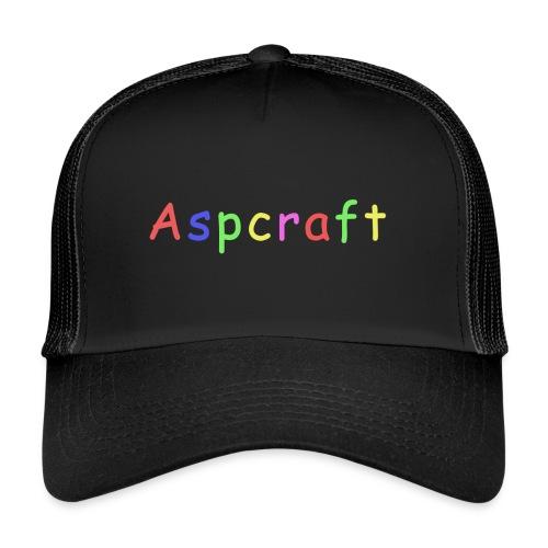 Aspcraft2 - Trucker Cap