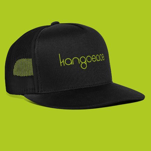 Green Kangoeroe design - Trucker Cap