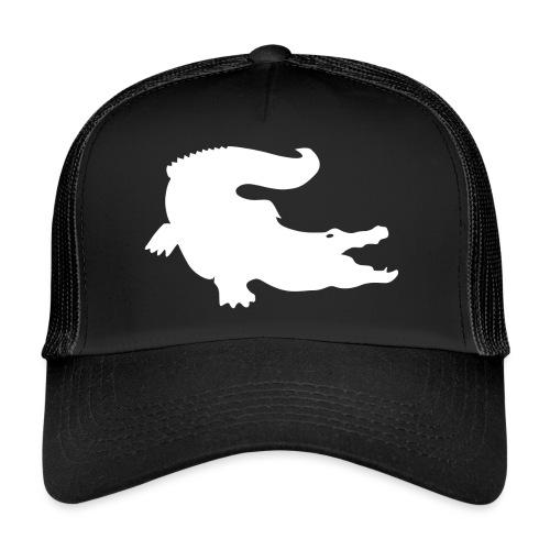 Metal Gear Online - Crocodile Rank - Trucker Cap