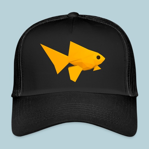 RATWORKS Fish-Smish - Trucker Cap